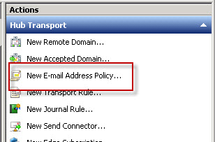 Exchange 2010 Role Based Access Control